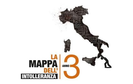 la mappa dell'intolleranza anno 3