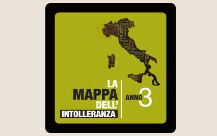 mappa dell'intolleranza 3 disabili