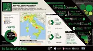mappa dell'intolleranza 3 islamofobia