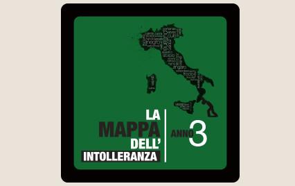 mappa dell'intolleranza 3 musulmani