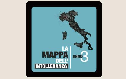 mappa dell'intolleranza 3 stranieri